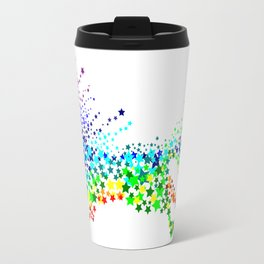 Unicorn - Licorne - Unicornio - Einhorn 02 Travel Mug