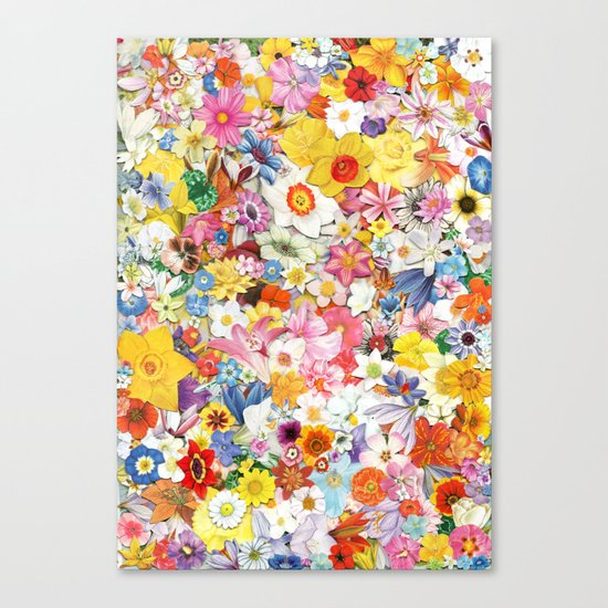 Flowers.2 Canvas Print