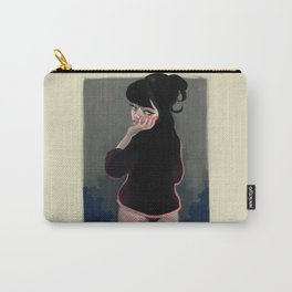 Thigh Tattoo Carry-All Pouch