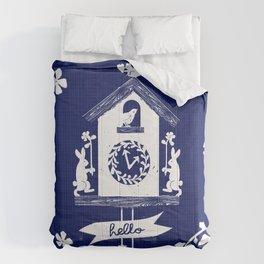 hello cuckoo! Comforters