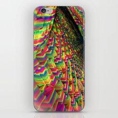 Walking on Rainbows iPhone & iPod Skin