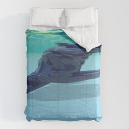 THE BURDEN OF DAILY ROUTINE Comforters