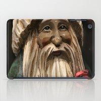 depression iPad Cases featuring Tis the seasonal depression...wah, wah, wah, wah, boo hoo! by IowaShots