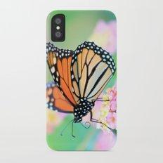 October Monarch Slim Case iPhone X