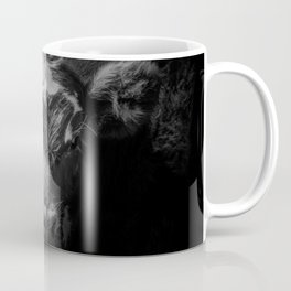 BW Moo Cow Coffee Mug