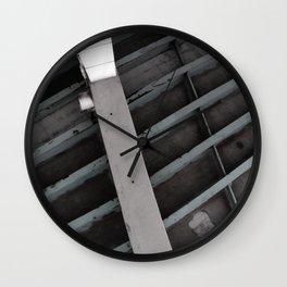 Bridge 1 Wall Clock