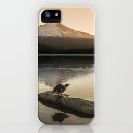 The Oregon Duck II - The Shake iPhone Case