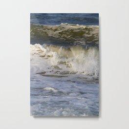 virginia beach ocean 7 Metal Print