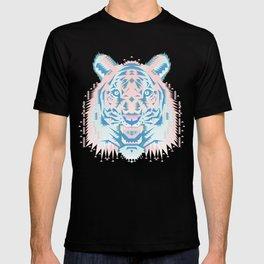 Pastel Quartz Tiger T-shirt