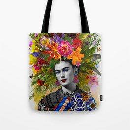 Gitana Frida Tote Bag