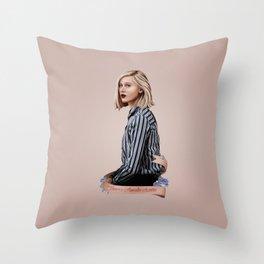 NOORA AMALIE SÆTRE Throw Pillow