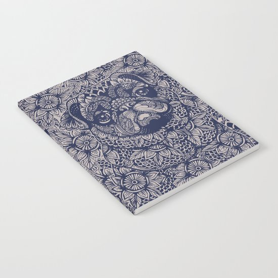 MANDALA OF PUG Notebook