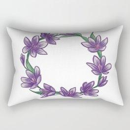 circle of life Rectangular Pillow