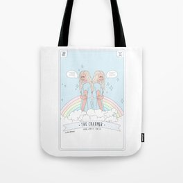 Gemini - The Charmer Tote Bag