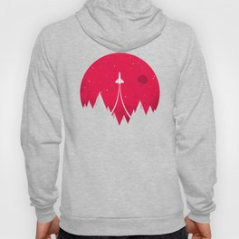 The Mission - Space - Rocket Ship - Rocketship Hoody