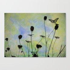 Wildflower Garden Canvas Print