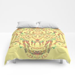 Wild Living Thing Comforters