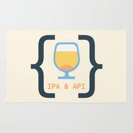 IPA & API Rug
