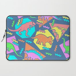 Nineties Dinosaur Pattern Laptop Sleeve