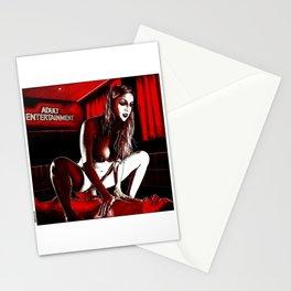 asc 954 - La louve pressée (Adult entertainement) Stationery Cards
