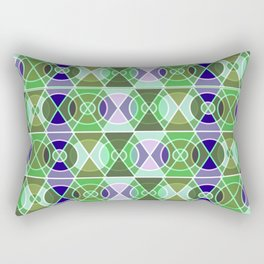 Wealth Rectangular Pillow