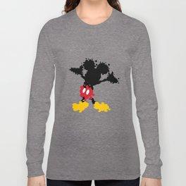 Mickey Mouse Paint Splat Magic Long Sleeve T-shirt
