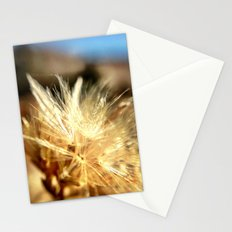 Mountain weeds. Stationery Cards