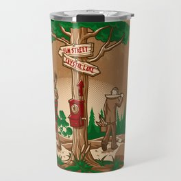 The Daily Grind Travel Mug