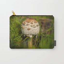Grassland Fungi Carry-All Pouch