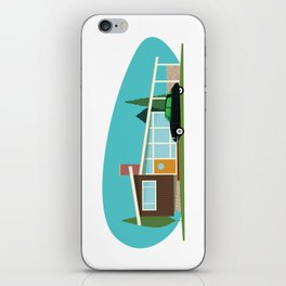 Hollywood Bungalows iPhone Skin