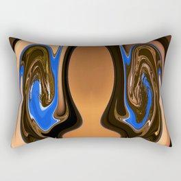 Sad Saga Rectangular Pillow