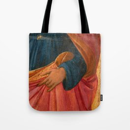 A hand of the Medici Tote Bag
