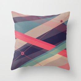 Shockwave Throw Pillow