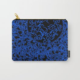 Solar Blue (1) Carry-All Pouch