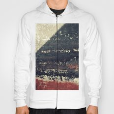 The red wall Hoody