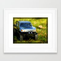 sport Framed Art Prints featuring Sport by Klaas Hartz
