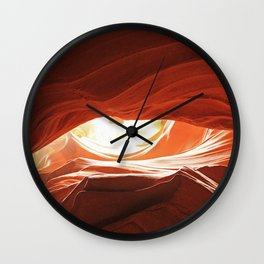 Dragon's Eye Wall Clock