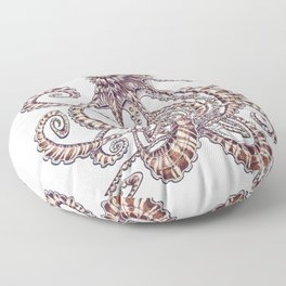Mimic Octopus Floor Pillow