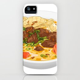 Soto Betawi iPhone Case
