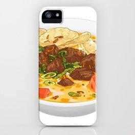 Soto Betawi iPhone Case