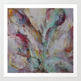RedTree, RedFruits(7) 2012 Art Print