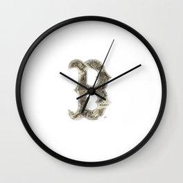 Day 16 - Boston Design Marathon Wall Clock
