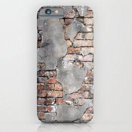 New Orleans Bricks iPhone Case