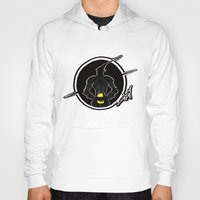durarara Hoodies featuring Celty's Coffee Stain by SamyyChang