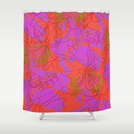 Summers Grace Shower Curtain