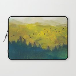 Mountain Lake Laptop Sleeve