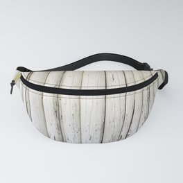 Wire on Wood Fanny Pack