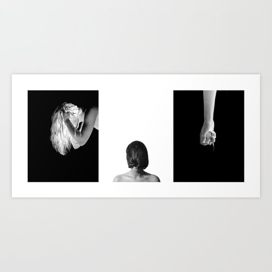 Obscure Art Print