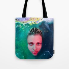 Primordial Soup of Beauty Tote Bag