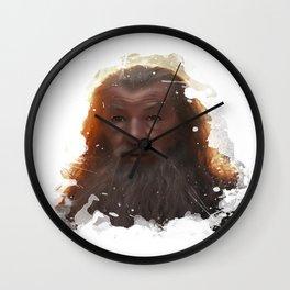 Gandalf Wall Clock
